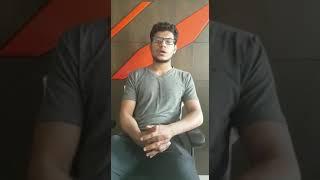 Mr. Praveen Prajapati - Testimonial