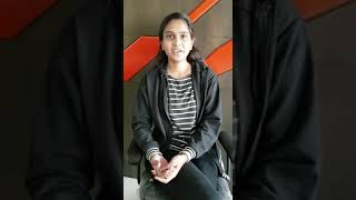 Ms. Ridhi Patel - Testimonial